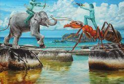Perang Mitos Nusantara