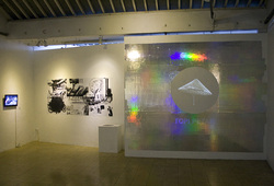 """Dobrak"" Installation View"