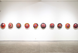 """The Logic of Ritual"" Installation View #2"