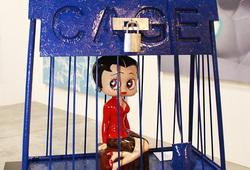 Cage Bag # 1/8