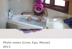 Photo Series - Love, Ego, Money