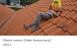 Photo Series - Fake Democracy