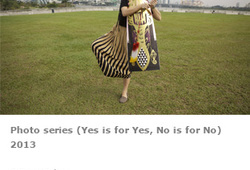 Photo Series - Yes is for Yes, No is for No
