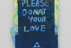 Photo Series - Please Donate Your Love