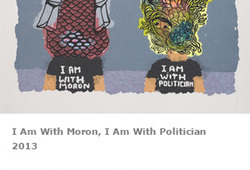 I Am with Moron, I Am with Politician