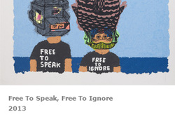 Free to Speak, free to Ignore