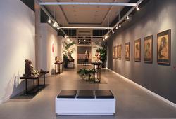 """""""Drupadi Pandawa Diva"""" Installation View #7"""