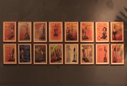 """""""Drupadi Pandawa Diva"""" Installation View #4"""