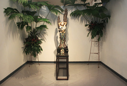 """""""Drupadi Pandawa Diva"""" Installation View #5"""