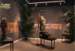 """""""Drupadi Pandawa Diva"""" Installation View #6"""