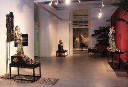 """""""Drupadi Pandawa Diva"""" Installation View #1"""