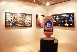 """""""Sotheby's Preview Autumn 2013"""" Installation View #2"""