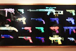 The Plastic Guns - Violence for Beginner