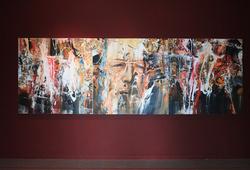 S.Sudjojono in My Abstraction