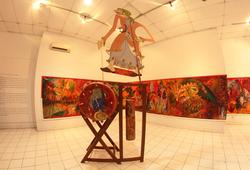 """Sunan Gunung Jati"" Installation View"