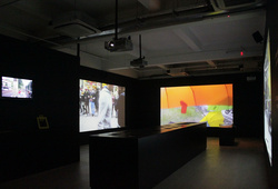 """Urban Play Project"" Installation View"