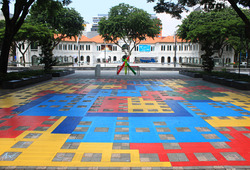 Urban Play Projects - City Crossword