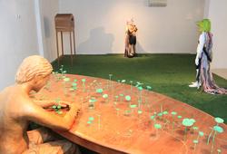 """SEA+ Triennale 2013"" Installation View"