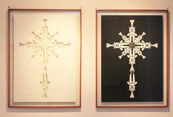Bellum Sacrum White and Black