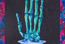 "Bones after Bones: The Shadow"" Installation View #5"