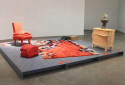 """New Olds"" Installation view"