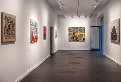 """Iconology"" Installation View #2"