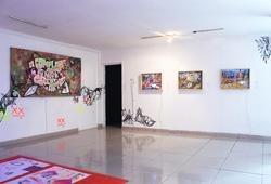 """Galnas Residency Program"" Installation View"