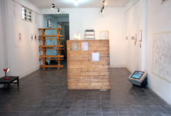 "Installation View #2 ""Outkick The Coverage"""