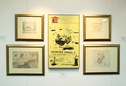 """Seabad S. Sudjojono"" Installation view #20"
