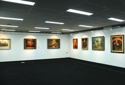 """Seabad S. Sudjojono"" Installation view #21"