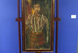 Self Portrait (Sarong)