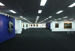 """Seabad S. Sudjojono"" Installation view #3"