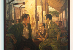 Pertemuan di Tjikampek yang Bersedjarah