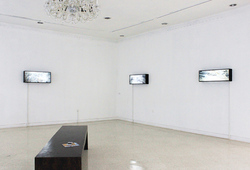 """Project Mercury"" Installation View #1"