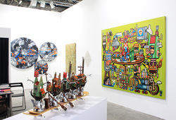 Mizuma Gallery Art Stage Singapore 2014