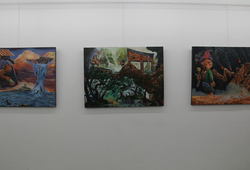 The Tree Of Life (Installation View #1)