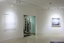 """Project Mercury"" Installation View #8"