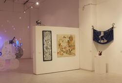Neo Folk Exhibition Installation View #3