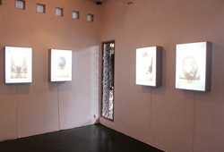 Naked (Exhibition View #3)
