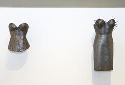 Black Armor & Femme Fatale Installation view