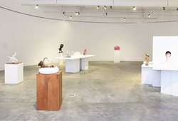 """Di Antara/in Between"" Installation View #4"