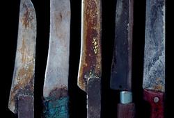 Kitchen' Knife