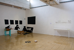 """1x25JAM"" Installation view #7"