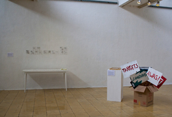 """1x25JAM"" Installation view #4"
