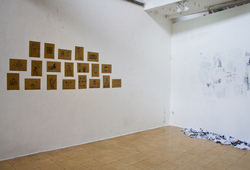 """1x25JAM"" Installation view #6"
