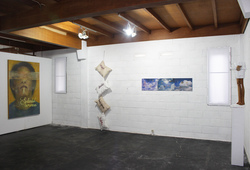"""ITCH"" Installation View #1"
