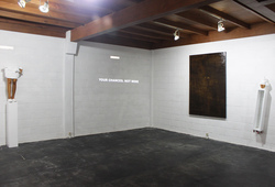 """ITCH"" Installation View #3"