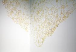 Abiogenesis: Terhah Landscape Wall mural #2