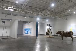 """""""Pukul 4 di Ruang Publik"""" Installation View #1"""