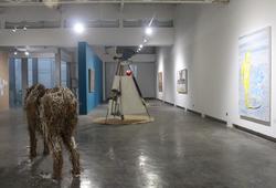 """""""Pukul 4 di Ruang Publik"""" Installation View #5"""